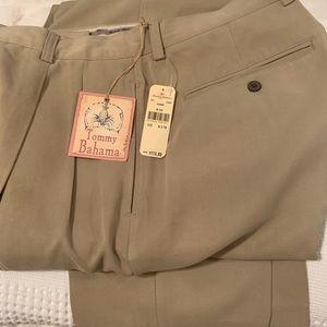 Tommy Bahama Oceanaire  Khaki Pants Size 36x34